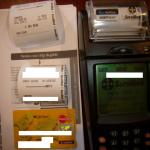 Pericial tarjetas de credito