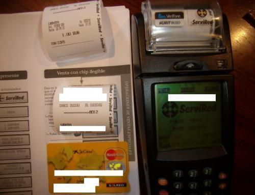 Peritaje informático: uso ilegal tarjetas de crédito