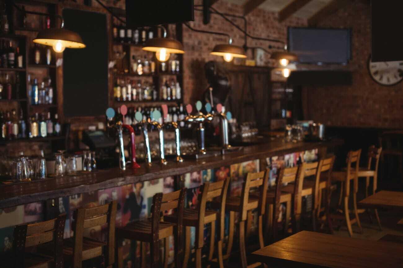 Fraude contable en un bar