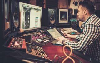 Autentificación grabaciones de audio